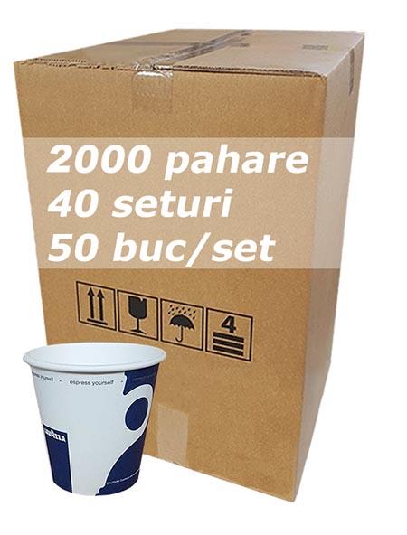 Pahar carton 4oz Lavazza City bax 2000buc [0]
