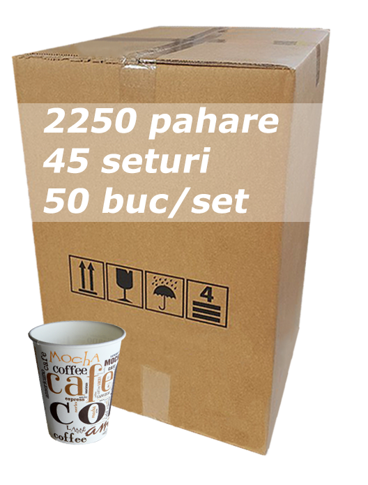Pahar carton 6oz Coffee Coffee SIBA bax 2250buc [0]