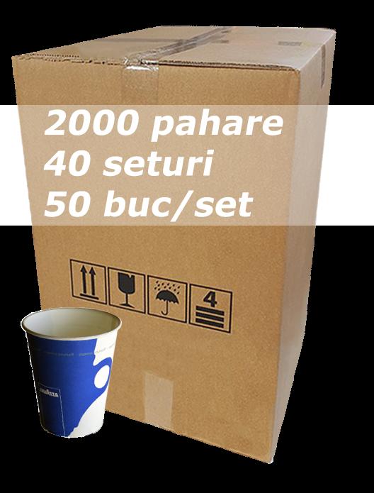 Pahar carton 6oz Lavazza JND bax 2000buc [0]