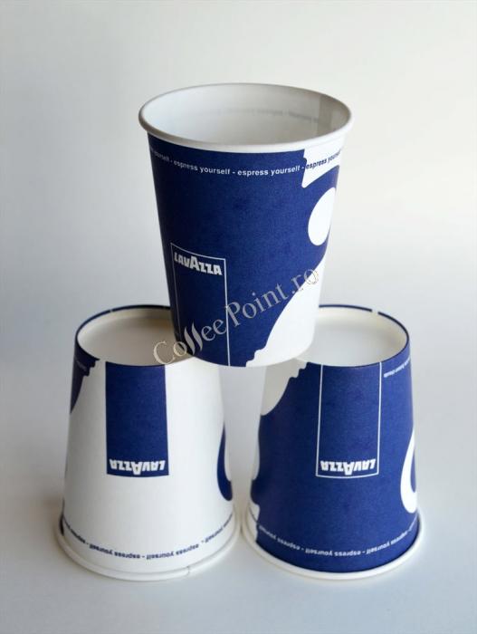 Pahar carton 6oz Lavazza RLP 100buc [0]