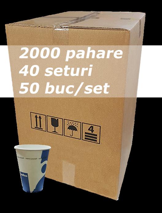 Pahar carton 7oz Lavazza JND bax 2000buc [0]