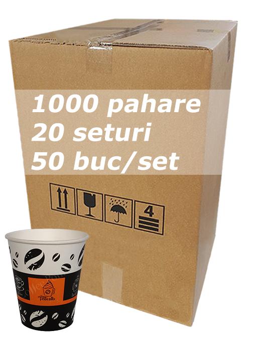 Pahar carton 8oz Coffee AYE bax 1000buc [0]