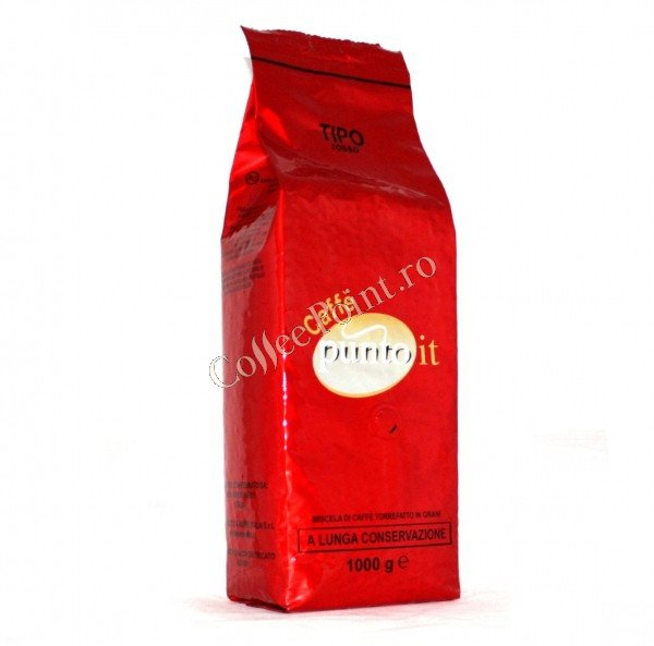 Punto It Rosso cafea boabe 1kg [0]