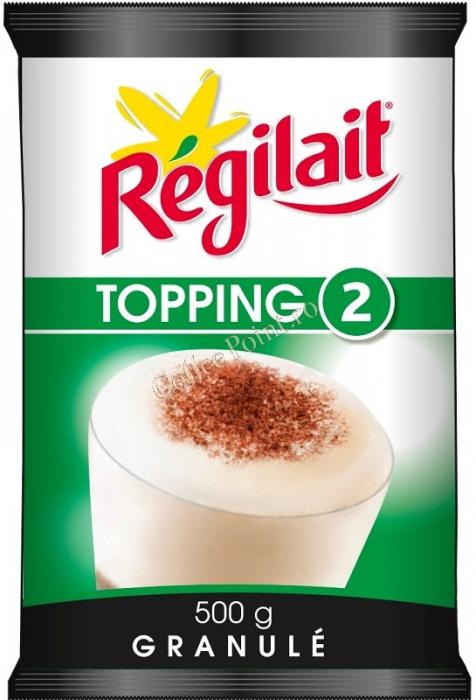 Regilait Topping 2 Green lapte granulat 500g [0]