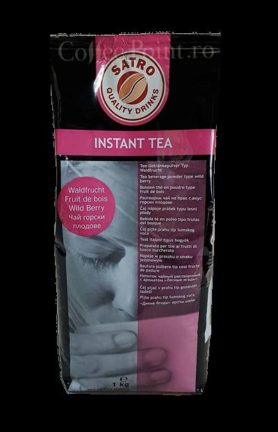 Satro ceai Fructe de Padure instant 1kg [0]