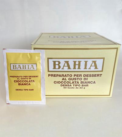 Bahia Ciocolata alba densa 25g 50 plicuri [1]