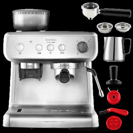 Breville Barista Max espressor cafea boabe [0]