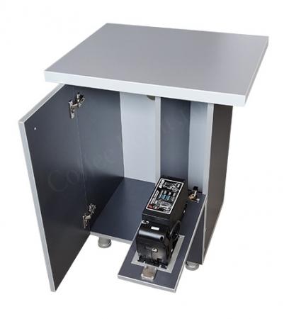 Cabinet aparat cafea VM6 Antracit [1]