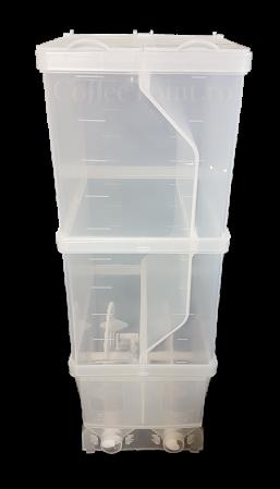 Container solubil Necta dublu