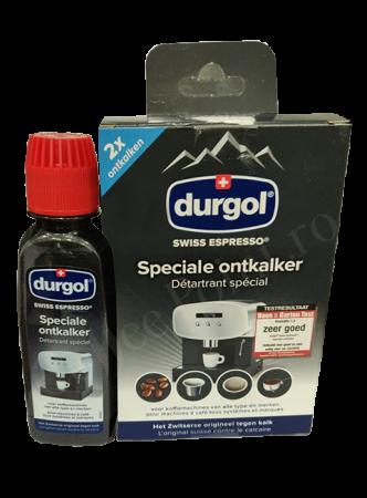 Decalcifiant Durgol Swiss Espresso 2x125ml [0]
