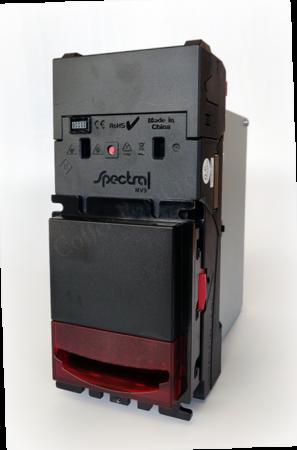 NV9 Spectral cititor bancnote cu impachetator [0]