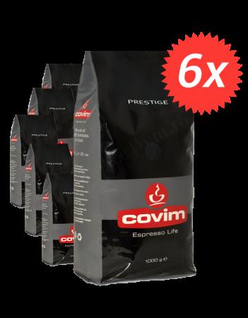 Pachet 6kg Cafea Boabe Covim Prestige