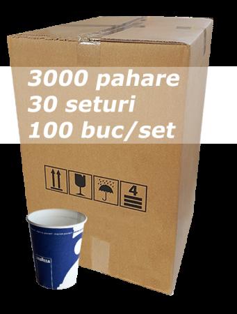 Pahar carton 6oz Lavazza RLP bax 3000buc