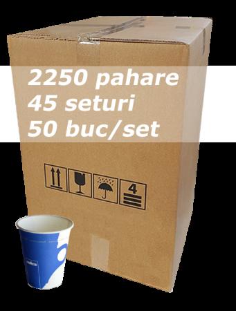 Pahar carton 7oz Lavazza SIBA bax 2250buc