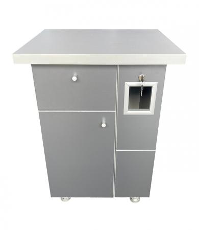 Cabinet aparat cafea VM8 Antracit [0]
