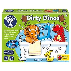 Dirty dinos - Joc educativ [0]
