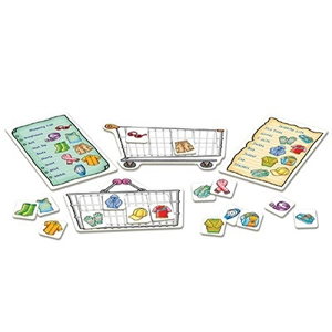 Shopping list extras - Clothes - Joc educativ 1