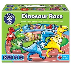 Dinosaur race - Joc de societate 0