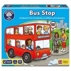 Bus stop - Autobuzul - Joc educativ [0]