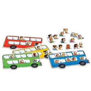Bus stop - Autobuzul - Joc educativ [1]