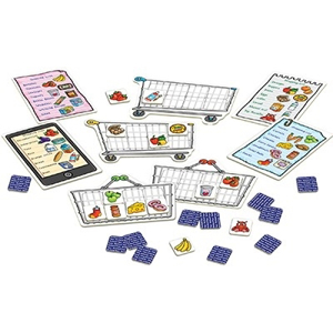 Shopping list - Joc educativ 3