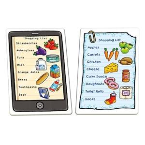 Shopping list - Joc educativ 2