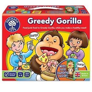 Greedy Gorilla - Joc educativ [0]