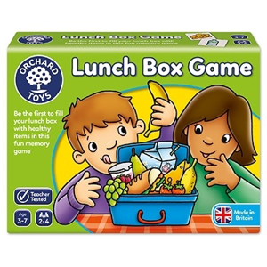 Lunch box game - Joc educativ 0