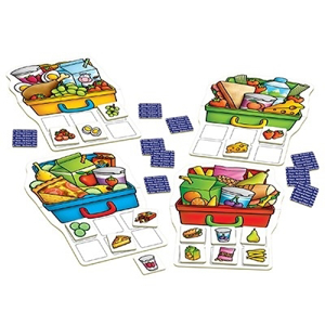 Lunch box game - Joc educativ 1