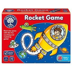 Rocket game - Joc educativ [0]