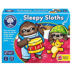 Sleepy sloths - Joc educativ 0