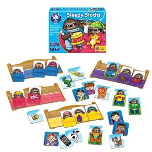 Sleepy sloths - Joc educativ 2