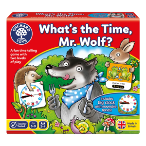 What's the time, Mr. Wolf - Joc de familie [0]
