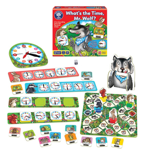 What's the time, Mr. Wolf - Joc de familie [1]