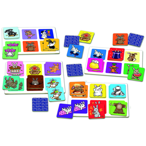 Funny bunny lotto - Joc educativ 2