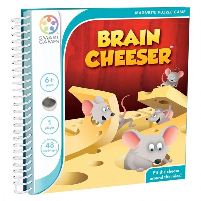 Brain Cheeser - Joc de logică 0