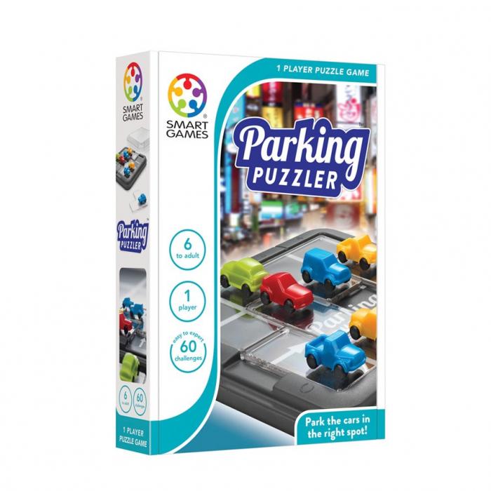 Parking Puzzler - Joc de logică 0