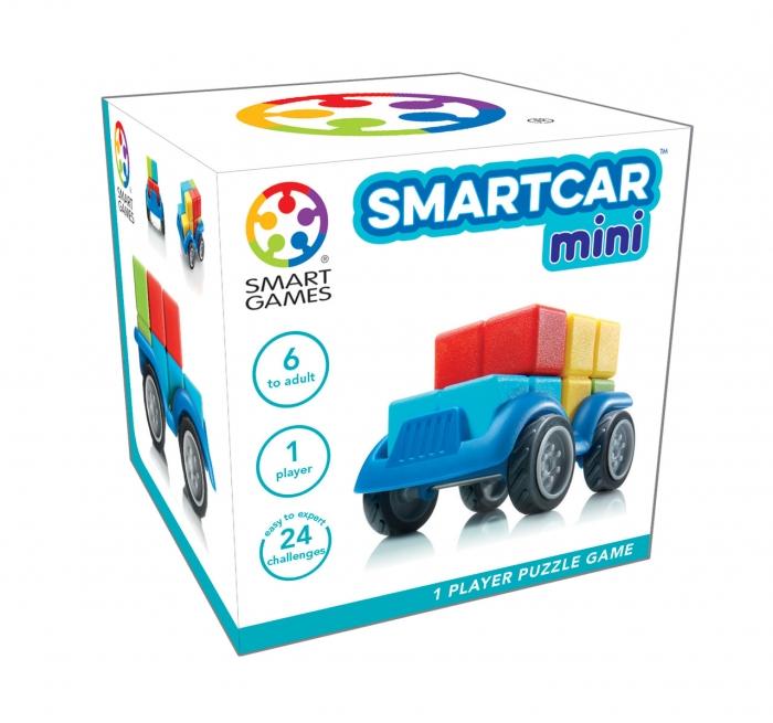 Smart Car Mini - Joc de logică 0