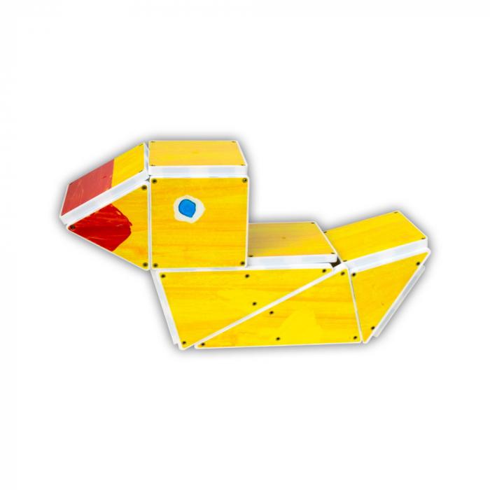 10 ratuste de cauciuc - Eric Carle [4]