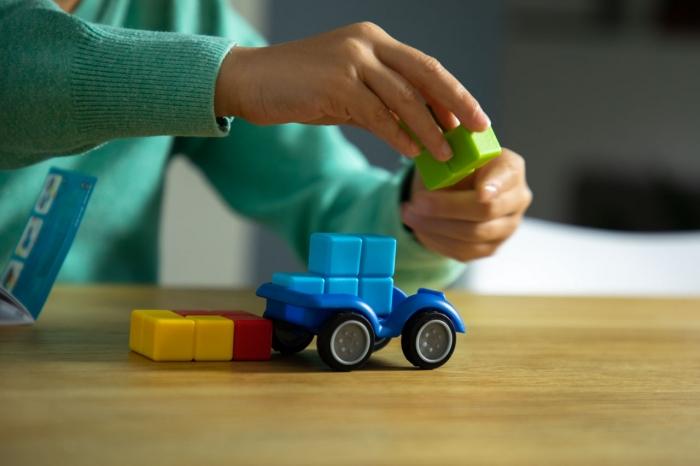 Smart Car Mini - Joc de logică 5