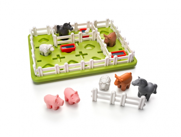 Smart Farmer - Joc de logică [1]