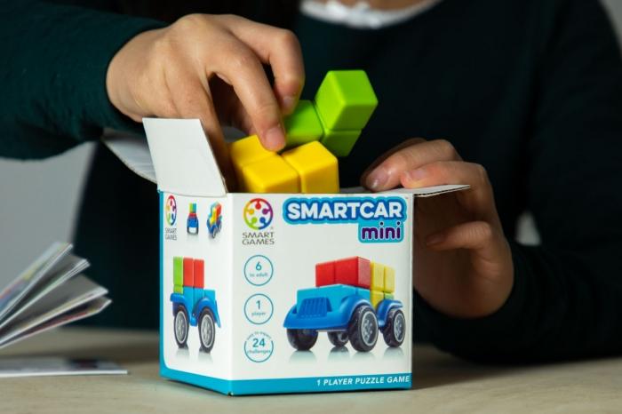 Smart Car Mini - Joc de logică 4