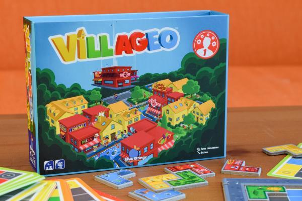 VILLAGEO - Joc de logica [3]