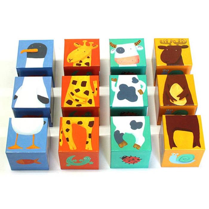 Cuburi animale amuzante 1