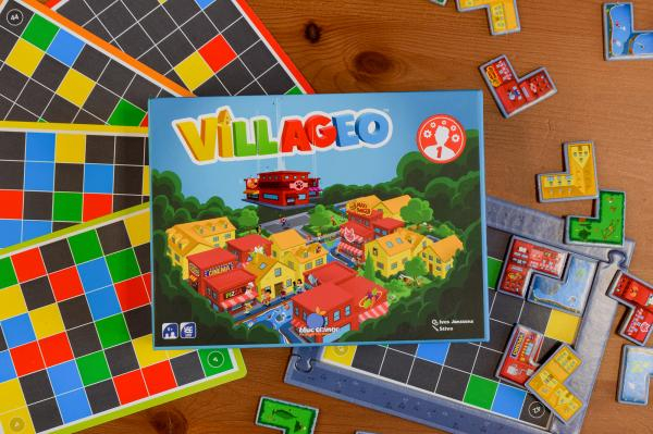 VILLAGEO - Joc de logica [1]