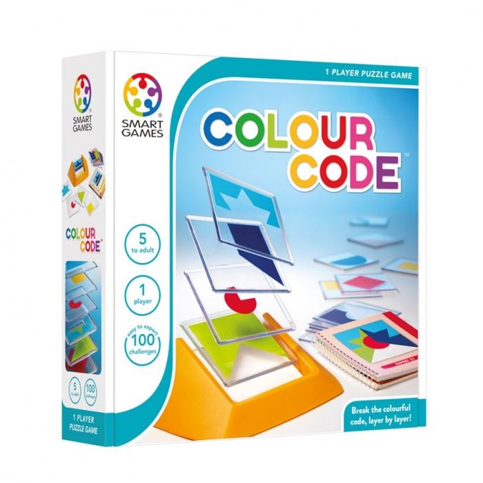 Colour Code - Joc de logică 0