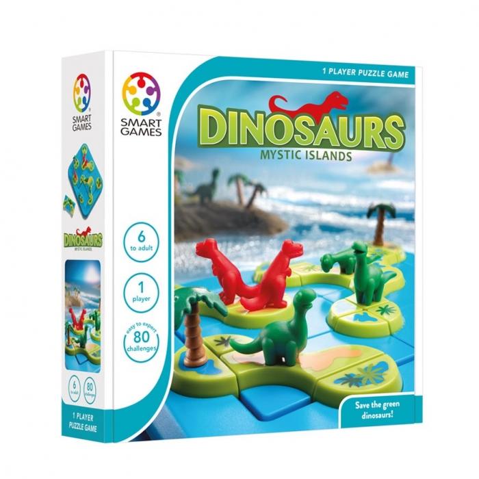 Dinosaurs - Mystic Islands - Joc de logică [0]