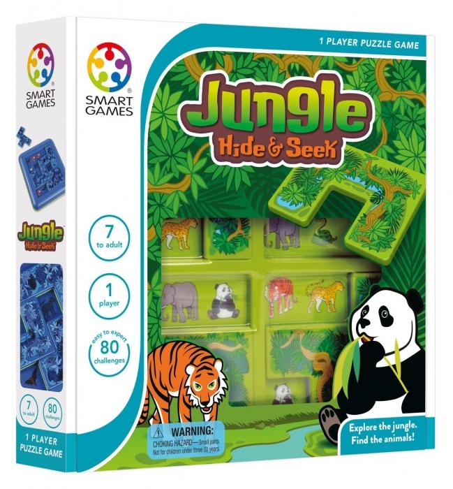 Jungle - Hide & Seek - Joc de logică 0