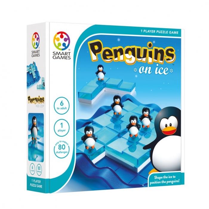 Penguins On Ice - Joc de logică 0