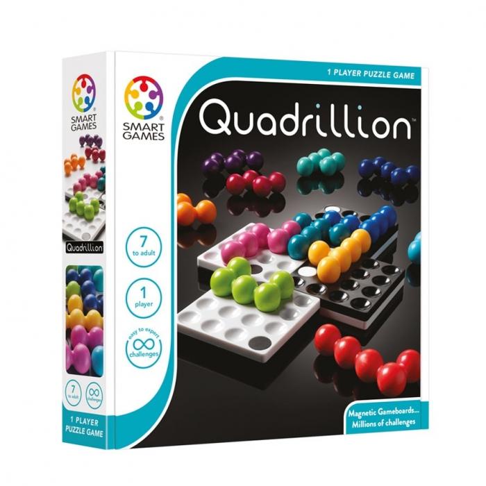 Quadrillion - Joc de logică 0